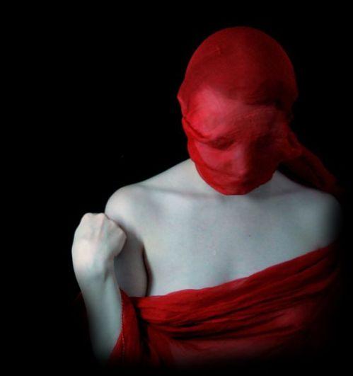 shame red